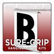 """072-238-SGL-129 - Sure Grip - 2 3/8"""" Set"""